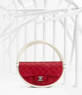 Chanel Hula Hoop Bag Reference Guide 609fe87810f98
